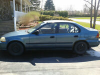 1997 Honda Civic Berline