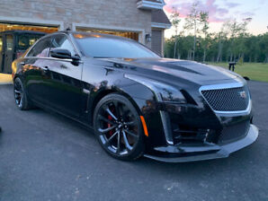 2016 Cadillac CTS-V    Carbon Edition