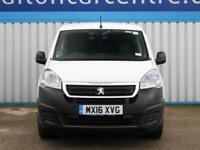 Peugeot Partner 1.6 Hdi Professional L1 850 2016 (16) • from £48.50 pw