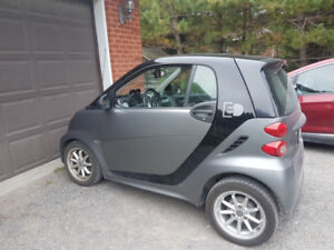 2014 smart for two ELECTRIC