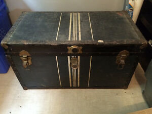 Steamer trunk - made in Canada