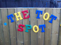 THE TOT SPOT DAYCARE
