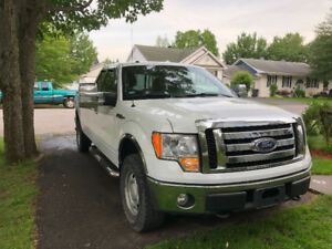Ford F-150 2010 V8 5.4L 4x4 w/HD towing package