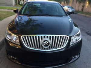 BUICK LaCrosse Black on Black Leather AWD RARE