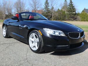 2015 BMW Z4 28i sDrive convertible toit rigide décapotable