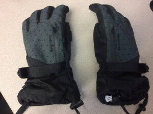Gore-tex winter gloves (womens small/6.5)