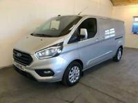 2019 Ford Transit Custom 2.0 300 EcoBlue Limited L2 H1 EU6 (s/s) 5dr