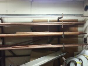 Copper Pipe Plumbing