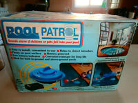 pool safty alarm for you who have young kids asking $45 514-803-