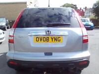 2008 Honda CR V 2.2 i CTDi EX 5dr 5 door Estate
