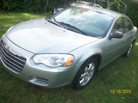 2005 CHRYSLER SEBRING AUTOMATIC 95000KM A/C GOOD CONDITION 2499$