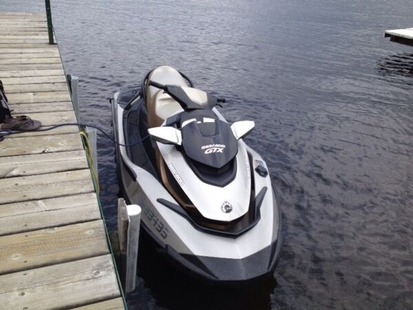 Used 2009 Bombardier GTX 255 hp