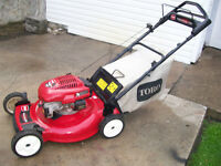 Tondeuse TORO 6/22 Personal Pace Automotrice Lawnmower