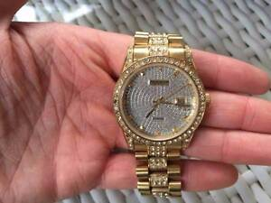 Akribos XXIV Gold Watch (Silver also available BUY 2 FOR $100) Darlington Mundaring Area Preview