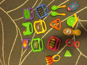 Large Lot of Instruments for Young Children