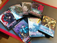 Guyver The Bioboosted Armor Complete DVD