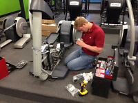 ** FITNESS EQUIPMENT ASSEMBLY, REPAIR, SERVICE AND DELIVERY**
