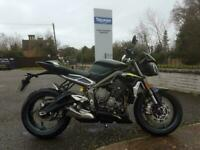 Triumph STREET TRIPLE 765 RS Manual