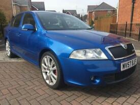 2007 57 SKODA OCTAVIA 2.0T FSI VRS 5 DOOR HATCHBACK BEST COLOUR