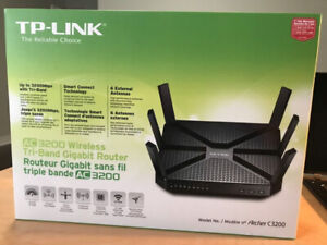 Tp-Link AC3200 Router for sell