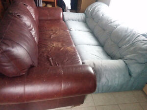 2 sofa à donner