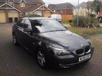 2008 BMW 5 Series 3.0 525d SE 4dr