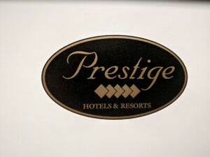 1 night stay at Prestige Hotel Vernon B C.