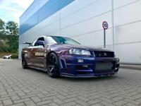 Nissan Gtr R34 For Sale >> Used Nissan Skyline For Sale Gumtree