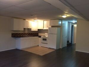 Camrose AB 2  bedroom  basement suite