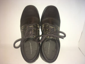 Men's Brown Dress Shoes Worn Once Size 11