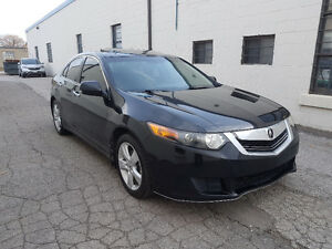 2009 ACURA TSX AUTOMATIC, NO ACCIDENT