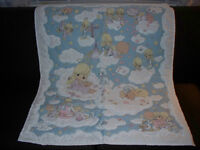 New Precious Moments quilt,pillow,border,switch plate