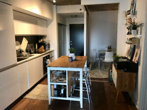 1 bed + Den February Sublet