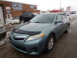 TOYOTA CAMRY 2011 HYBRIDE LE