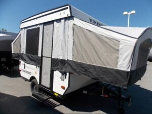2018 Forest River VIKING 1706LS
