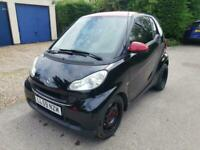 2009 smart fortwo coupe Pulse mhd 2dr Auto COUPE Petrol Automatic