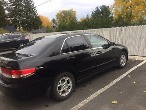 2003 Honda Accord LX-G Berline