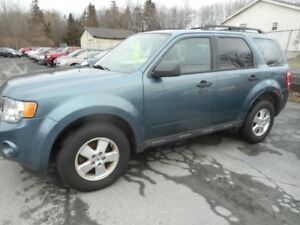 2012 Ford Escape XLT tax included SUV, Crossover