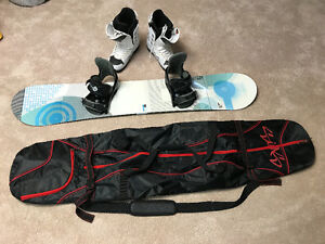 $400 snowboard boots bindings and snowboard bag
