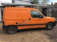 2008 Peugeot Partner 1.6HDi 90bhp 800LX SPARES OR REPAIR