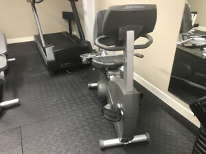 ******LifeFitness Recumbent Bike - Great Shape*****