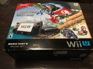 Modded Wii u and controllers