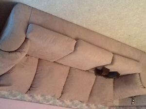 Sofa, 3 to 4 seater, Peterborough Peterborough Area image 1