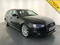 2015 AUDI A4 S LINE TDI AUTOMATIC DIESEL 1 OWNER AUDI SERVICE HISTORY FINANCE PX
