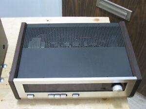 Vintage Kenwood Tuner