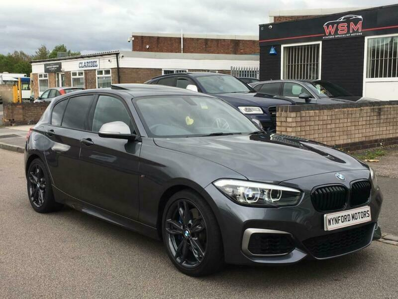 2017 Bmw 1 Series 3 0 M140i Shadow Edition Sports Hatch Sport Auto S S 5dr In Tile Cross West Midlands Gumtree