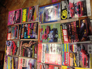 car magazines from the1980's West Island Greater Montréal image 2