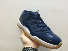 AIR JORDAN 11 LOW BLUE/NAVY/GUM ( SIZE US 11-NIKE AU STOCK) Sydney City Inner Sydney Preview