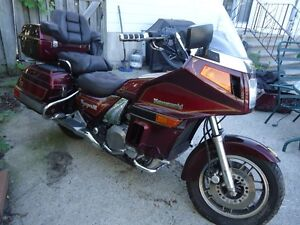 Voyager 1200cc XII