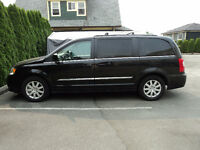 Professional class 4 driver with 2014 Town &Country van